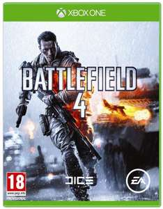 [Amazon] Battlefield 4 Limited Edition Microsoft XBox One Game