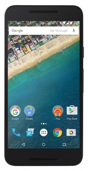 [Amazon] Google Nexus 5X 16 GB für 388 € - 5,2'' | 1920 × 1080 px | Android 6.0 | 2 GB RAM | 16 GB Flash (nicht erweiterbar)