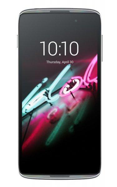 Tagesangebot! [Amazon.fr]  Alcatel Idol 3 (4,7) HD IPS, LTE, SD 410 QC, 1,5GB RAM, 8GB - erweiterbar b. 128GB, 8 + 13 MP Sony 2fach AF, JBL front stereo, NFC,  2000mAh, And. 5, dark grey ab 164 € - WHD ab 144,69 €