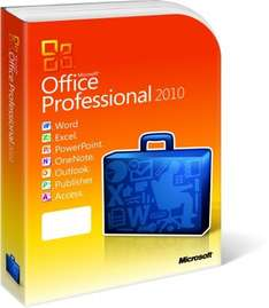 HEISS: Microsoft Office Professional 2010 Vollversion Box, 129,95 € Kostenloser Versand!
