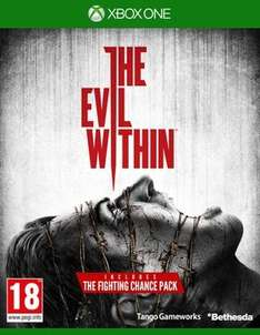 [coolshop ] The Evil Within Xbox One für 17,95 inkl. Versand