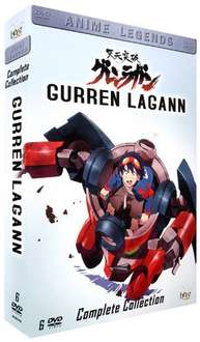 [amazon.fr] Gurren Lagann - Complete Collection DVD