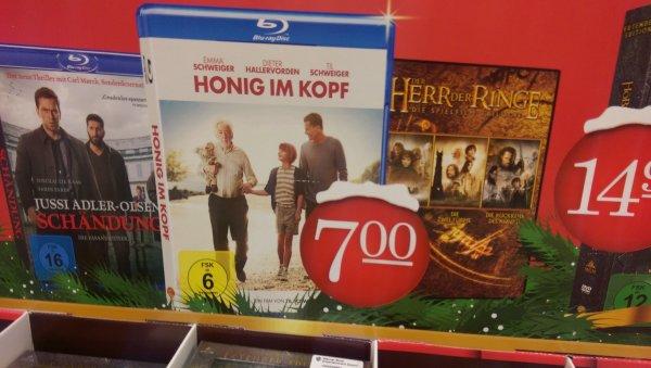 Honig im Kopf - Bluray - 7€ - Kaufland deutschlandweit