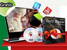 WinX DVD Ripper Platinum 7.5.12, kostenlos bis zum 20,Dez