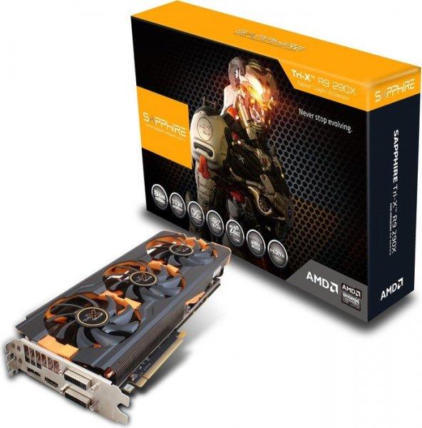 [ZackZack] Sapphire Radeon R9 290X Tri-X OC 8GB GDDR5 für 299€