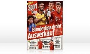 [Groupon] Halbjahresabo Sport Bild (26 Ausgaben)