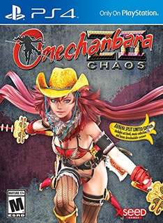 Onechanbara Z2: Chaos - 'Banana Split' Edition (PS4) für 26,87€ bei Amazon.com