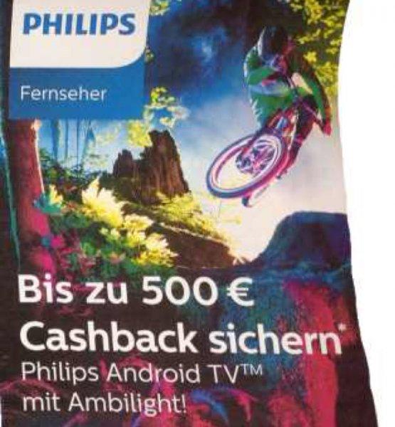 Philips 65Pus7120 für effektiv 1569 €
