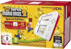 Nintendo 2DS New Super Mario Bros. 2 Special Edition für 50€ bei Technik Direkt