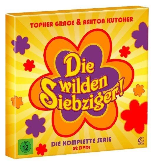 (Amazon) Weinachtsangebot: Die Wilden Siebziger - Die komplette Kultserie (DVD) Edit: Blu-Ray 54,97€