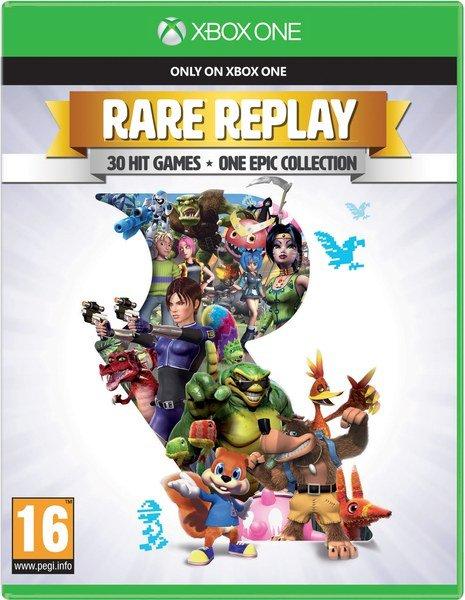 Rare Replay (Xbox One) 30 Spiele-Klassiker für 15,49€ bei Zavvi.de