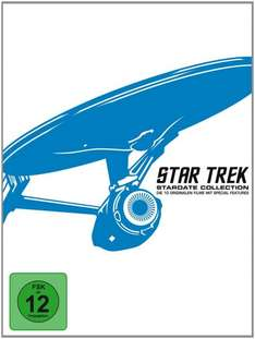 Star Trek - Stardate Collection [Blu-ray] für 48,46 € > [amazon.de]