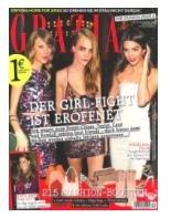 [Abosgratis] kostenloses Halbjahresabo der Zeitschrift GRAZIA (selbstkündigend!)