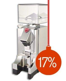 Eureka Mignon MCI Espressomühle mit Stahl-Scheibenmahlwerk