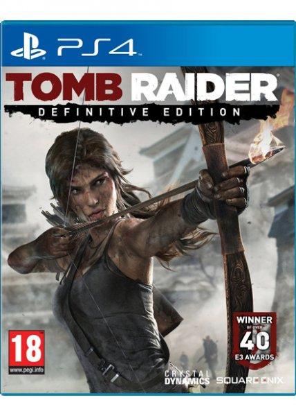 [base.com] Tomb Raider Definitive Edition PS4 für 18,30€ / Xbox One sogar für 16,92€ inkl. Versand