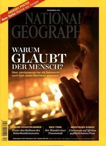 National Geographic Jahresabo für 66,00 € mit 50€ Tankgutschein oder 50€  Amazongutschein (effektiv 16€)
