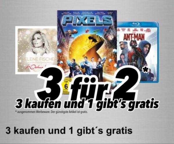 Medimax Süd-Ost (Lokal) 3 für 2 Angebot nur am 10.12