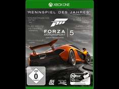 [Media Markt] Forza Motorsport 5 Game of the Year Edition Xbox One für 15€ bei Filialabholung