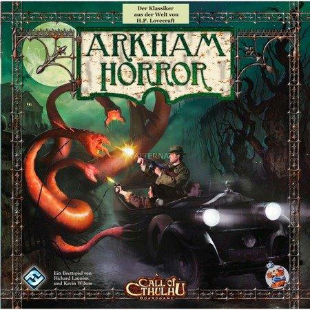 "[ZackZack] ""Call of Cuthulhu""- ""Arkham Horror"" Brettspiel (Basisset) -nicht Batman :("