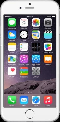 [deinhandy.de] Apple Iphone 6 128GB Gerätepreis 0€ Allnet-Flat, 4,5GB LTE