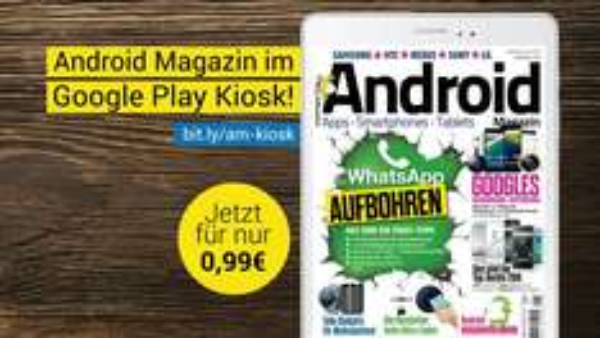 Android Magazin als e-book für nur 0,99€