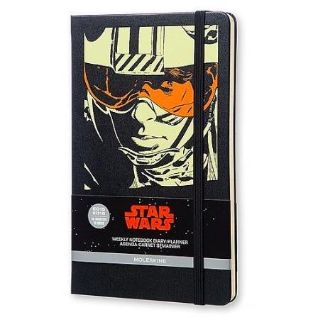 Moleskine Star Wars Wochenplaner (Hard Cover) für 7,89€ bei Brands4friends