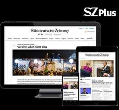 4 Wochen SZ Plus - endet automatisch