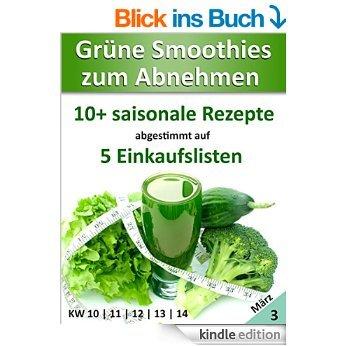 (Amazon Kindle) Mehrere Grüne Smoothies Rezeptbücher  kostenlos