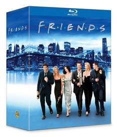Friends BOX - Komplettbox Staffel 1 2 3 4 5 6 7 8 9 10 [Blu-Ray] Deutsch(er) Ton - 64.90 EUR