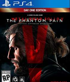 [Lokal Saturn Ludwigsburg] Metal Gear Solid V: The Phantom Pain (PS4) - BestPreis!!!