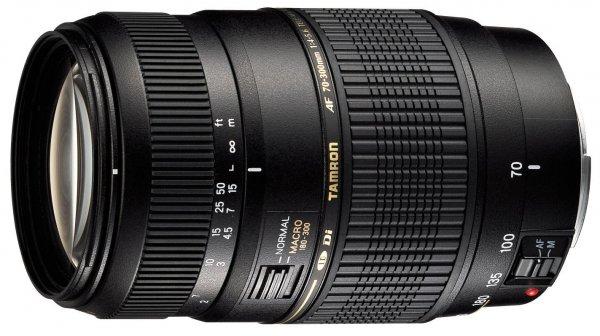 TAMRON AF 70-300mm f/4-5,6 Di LD Canon&Nikon @Saturn Latenightshopping (74€ mit NL)