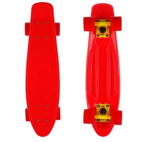 22 Zoll Mini Cruiser Skateboard wie Penny board für 5,99 Euro inkl. Versand