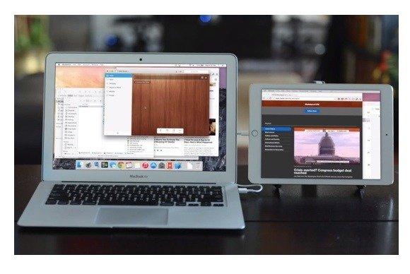Duet Display (2nd screen App für das iPad) für 9,99€ statt 15,99€