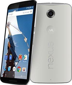Redcoon.de: Motorola Nexus 6 Smartphone (6 Zoll Touch-Display, 64 GB Speicher, Android 5.0 Lollipop) weiß für 399,-€ ohne VSK