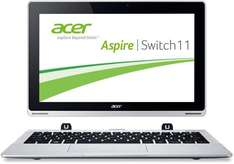 Acer Aspire Switch 11 SW5-171, i3, 4 GB Ram, 60GB SSD, 11,6 Zoll FHD, Win8.1