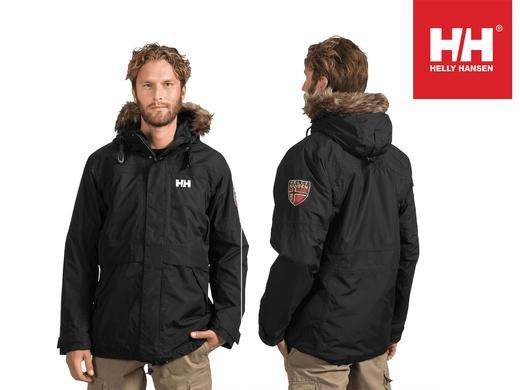 Herrenparka Helly Hansen Coastal in M,L und XL (statt 157€)