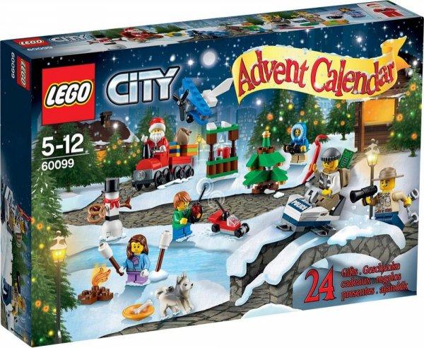 [Voelkner] Lego Adventskalender City & Friends für je 9,99 € inkl. Premium-Versand