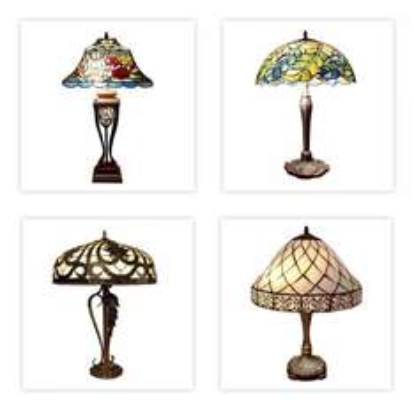 eBay Wochenaktion: Tiffany Tischlampen verschiedene Modelle stark reduziert @ 84,95 inkl. Versand