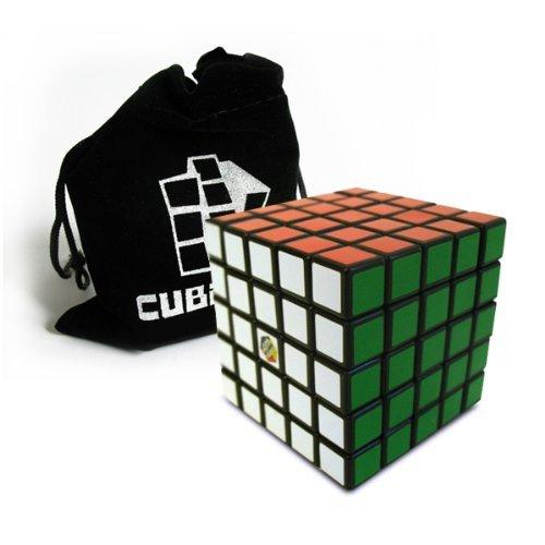 5x5 Rubik's (Professor Cube) Zauberwürfel - Magic Cube inkl. Beutel 11,90