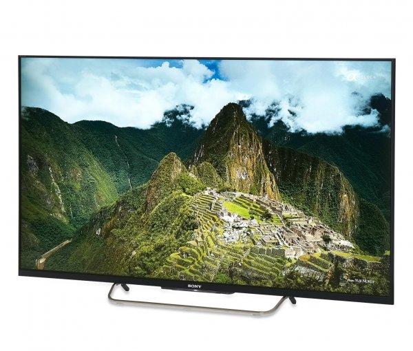 """SONY BRAVIA KDL-50W80Q, 50"""" 3D LED TV, 800Hz, mit 15% Gutschein 764,15 & Qipu für rechnerisch 712,56€"""