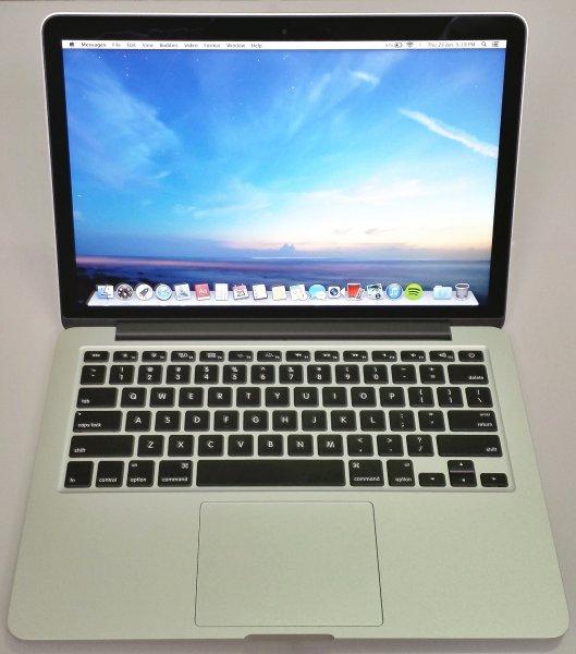 "[ebay] MacBook Pro 15"" 2,2 GHz 256 GB SSD, 16 GB RAM, Late 2014, 1.839,00 € (10fach Payback möglich)"