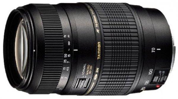 Tamron Objektiv 70-300mm Nikon