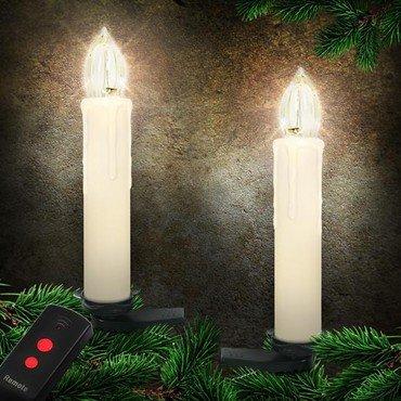 Funk-Weihnachtsbaum-Beleuchtung 25€ billiger