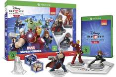 Disney Infinity 2.0: Marvel Super Heroes Starter-Set - [Xbox One] für 24,99 € @ Amazon Prime