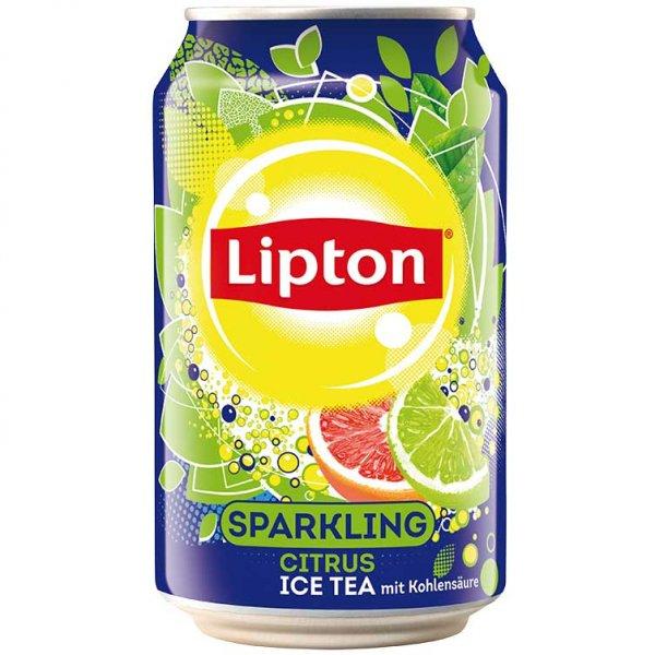 [Penny Lokal-Bückeburg] LIPTON SPARKLING ICE-TEA Peach für 0,19 (um 51% reduziert!)