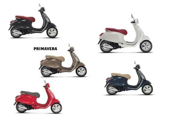 Vespa Roller PRIMAVERA 50 2T , 50ccm / Lieferung per Spedition, diverse farben, 3% qipu