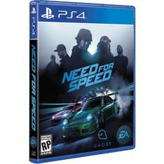 PSN Weihnachtsangebot 6: Need for Speed (39€) + Destiny:The Taken King (25€)