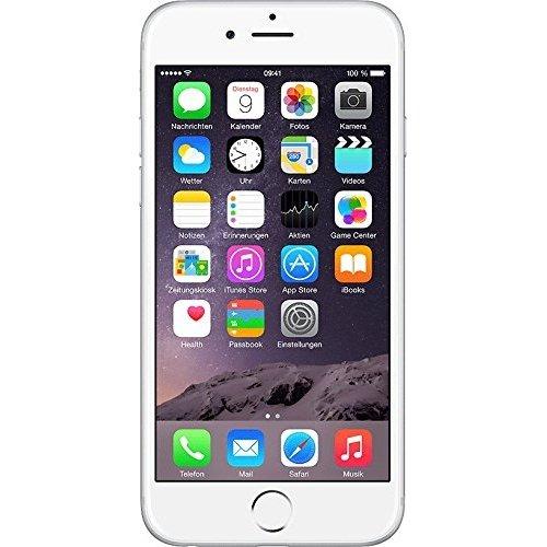 Iphone 6 64GB in silber @Ebay WOW für 599€ ( mit 10fach Payback sogar 569€) NEU & OVP, OHNE SIMLOCK, OHNE BRANDING, DEUTSCHE WARE!