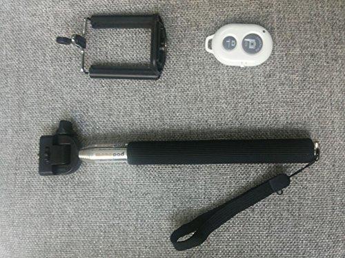 [amazon prime] Selfie Stange mit Bluetooth Auslöser