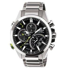 """Casio Edifice Uhren """"Smartphone Link"""" bei Kaufhof 20% unter Idealo-Bestpreis durch 20% Rabatt und 10% NL GS - z.B. EQB-500D-1AER für 215,28€ statt 269,09€ - lokal 239,20€"""